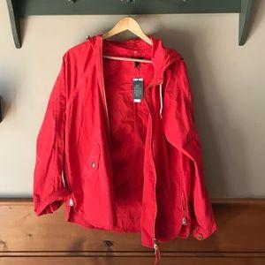 J. Crew field jacket.